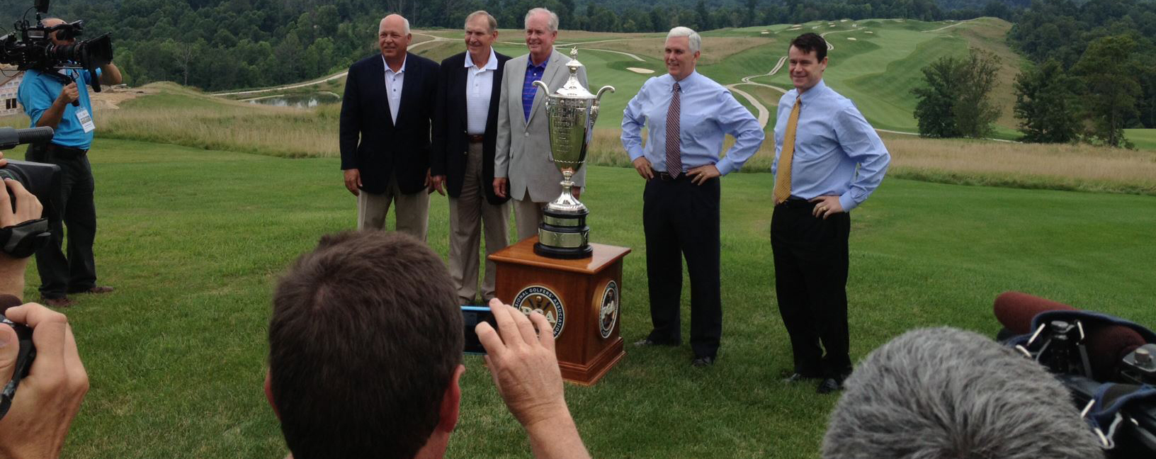 French Lick Resort will host the 2015 Senior PGA Champsionship